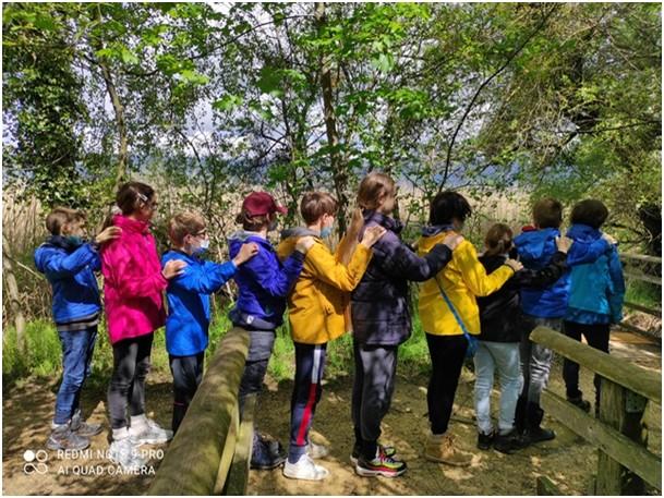 Visite au centre Pro Natura de Champ-Pittet